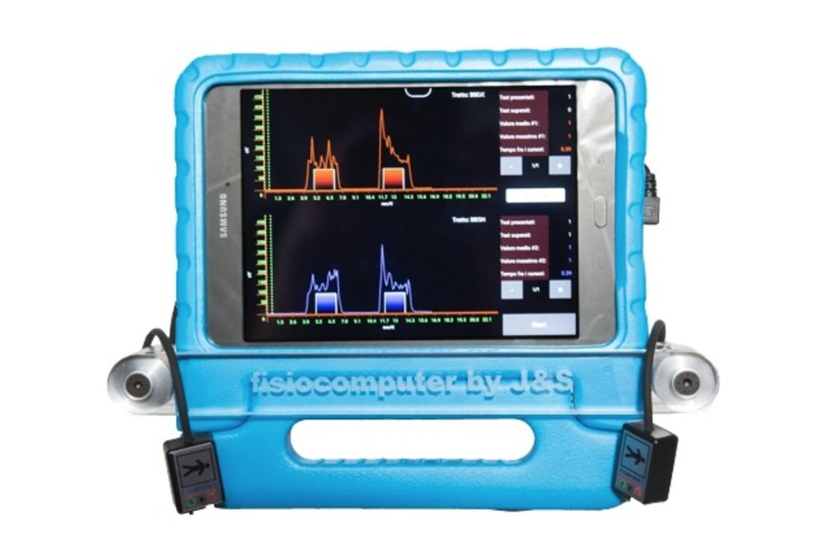 Biofeedback Elettromiografico BFB4