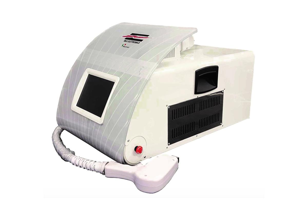 Epilazione con Laser 808nm EL- MED 808